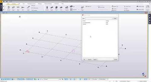 Using SketchUp models in Tekla Structures