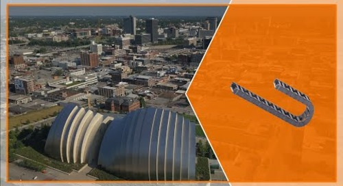 Cable reels replaced with new Energy Chain solution at Kauffman Center for the Performing Arts