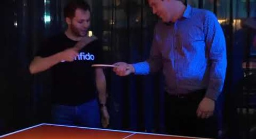 Onfido's 1st Annual Ping Pong Tournament