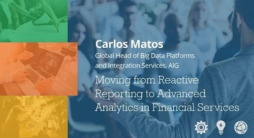 Advanced Analytics in Financial Services - Carlos Matos