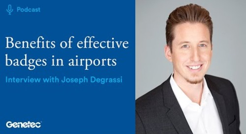 Airports with Joseph Degrassi