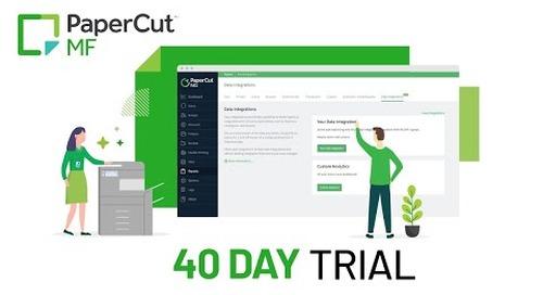PaperCut MF Trial | ACDI