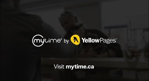MyTime by Yellow Pages - Make business easier for you and your clients