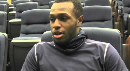 Notre Dame WR Torii Hunter Jr - Northwestern Week