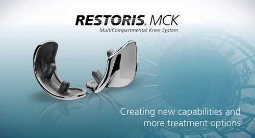 MAKOplasty® Animation | Partial Knee Replacement
