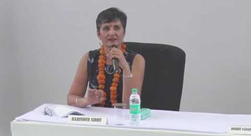 Australian High Commissioner to India interacts with VidyaGyan students
