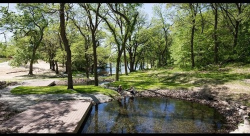 Crawdad Creek at Platte River State Park