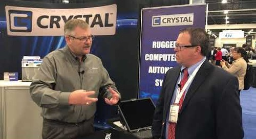 Crystal Group at TU Automotive 2018 II