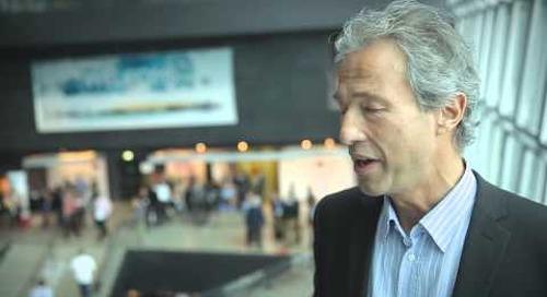 Jonathan Sandler - Testimonial from  EOS Conference in Harpa Reykjavik Iceland 2013