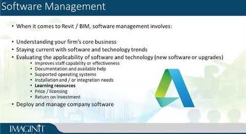 BIM Management Services Part 3