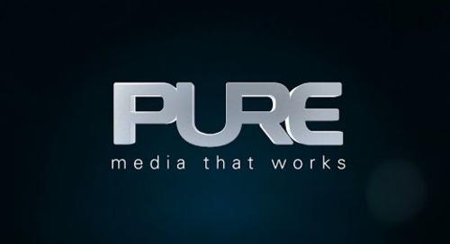 PURE Productions Showreel 2015