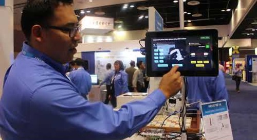 Safety-critical Robotic Arm by Mentor {showcase} @ARM TechCon 2017