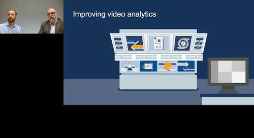 Genetec Video analytics webinar