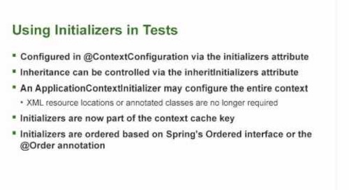 Webinar: Testing Web Applications with Spring 3.2