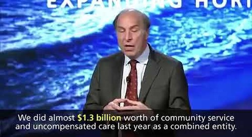 """2016 Health Communities Summit 