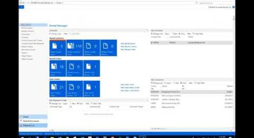 Q&A Series: What is the EQM Rental Management application for Microsoft Dynamics NAV