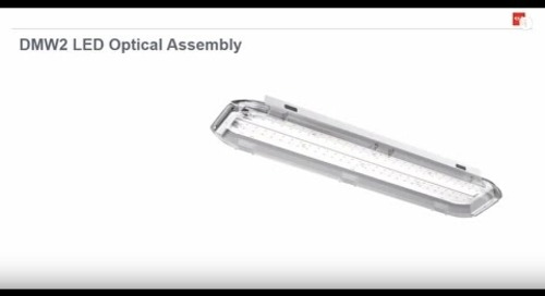 Wet Location Lighting DMW2 LED from Lithonia Lighting – Acuity Brands