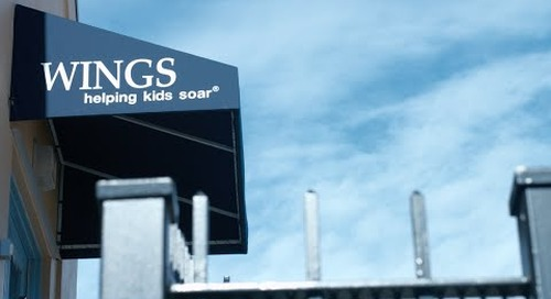 WINGS for Kids helps children soar with help from Financial Edge NXT