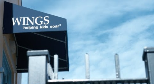 WINGS for Kids helps children soar with help from Financial Edge NXT™.