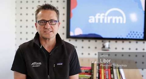 Inside the Affirm Offices
