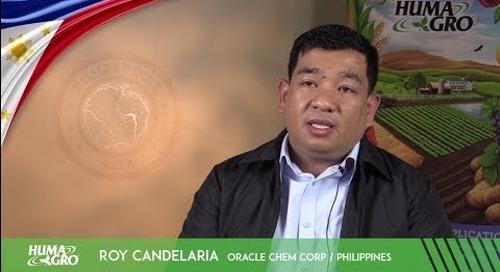 Huma Gro® Product Testimonial: Roy Candelaria