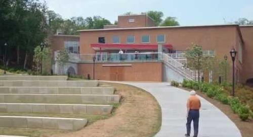 Roanoke Main Library Renovation Tour