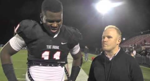 1-on-1 With Notre Dame DE Commit Micah Dew-Treadway