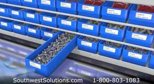 Automated Vertical Carousel Storage Machine | Vertical Storage Carousel VSR