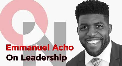 Address Problems at the Roots | Emmanuel Acho | FranklinCovey Clip