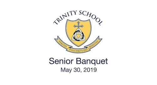 Trinity School Senior Banquet 2019