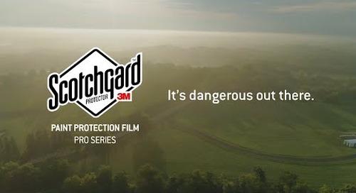 3M™ Scotchgard™ Paint Protection Film Pro Series