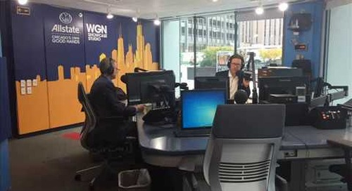 Private Vista 2nd Live Interview on WGN Radio 11.7.17