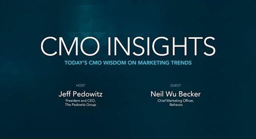 CMO Insights: Neil Wu Becker, Chief Marketing Officer, Behavox