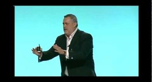 Jeffrey Hayzlett at Cisco's Partner Velocity 2012: Change Agents