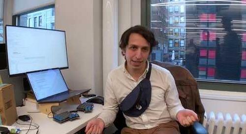 Roacher of the Week: Jordan Lewis, Engineering Manager at Cockroach Labs