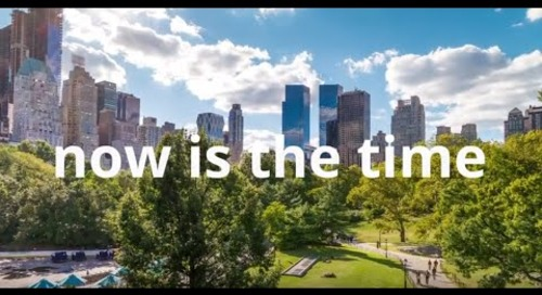 Now is The Time - Sustain 2018, Opening Video