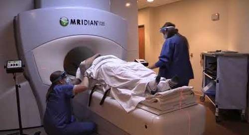 KPTV Health Watch 5/26/20 news story Providence MR-Linac Cancer Technology