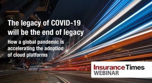 The legacy of COVID 19 will be the end of legacy