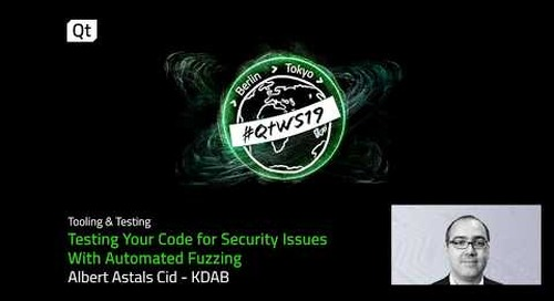 Why you should be using automated fuzzing to test for security issues in your code