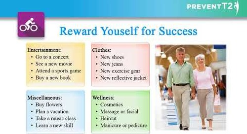 Providence Health Coaching Program   Lesson 19: Stay Active To Prevent T2