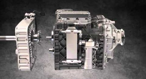 Mack's mDRIVE® HD