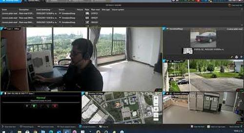 Security Center 5.10 - Demo en vivo