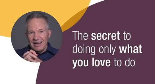 Discovering Your 10x Purpose™: Find your lifetime focus and 10x greater success in 9 minutes.