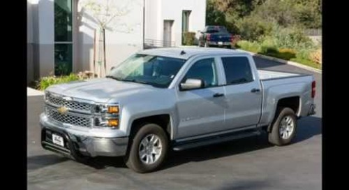 Installation of Sure-Grip Running Board (Kit# 27-2145) on 2014 and 2015 GM Sierra/Silverado