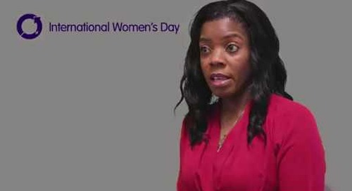 International Women's Day series- Monique Smith #BalanceforBetter