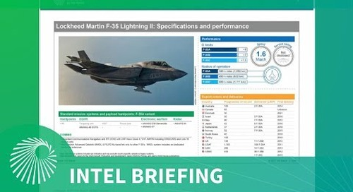 Intel Briefing: Fifth-Gen vs Fourth-Gen: Technology Meets Platform Maturity in a Competing Fighter M
