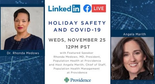 Holiday Safety During COVID-19