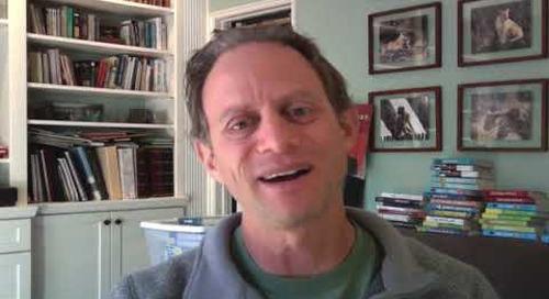 Behind the Book - Stuart Gibbs