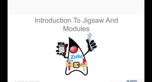 Project Jigsaw in JDK 9: Modularity Comes To Java