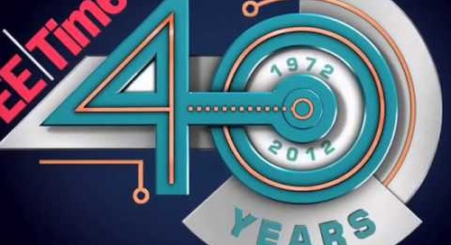 EET 40th Anniversary Logo Animation